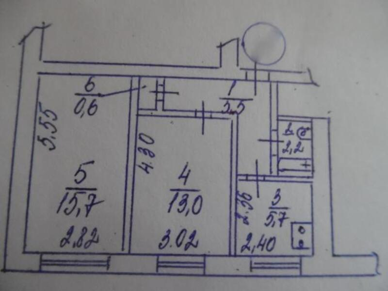 1 комнатная квартира, Харьков, Новые Дома, Ньютона (491092 1)
