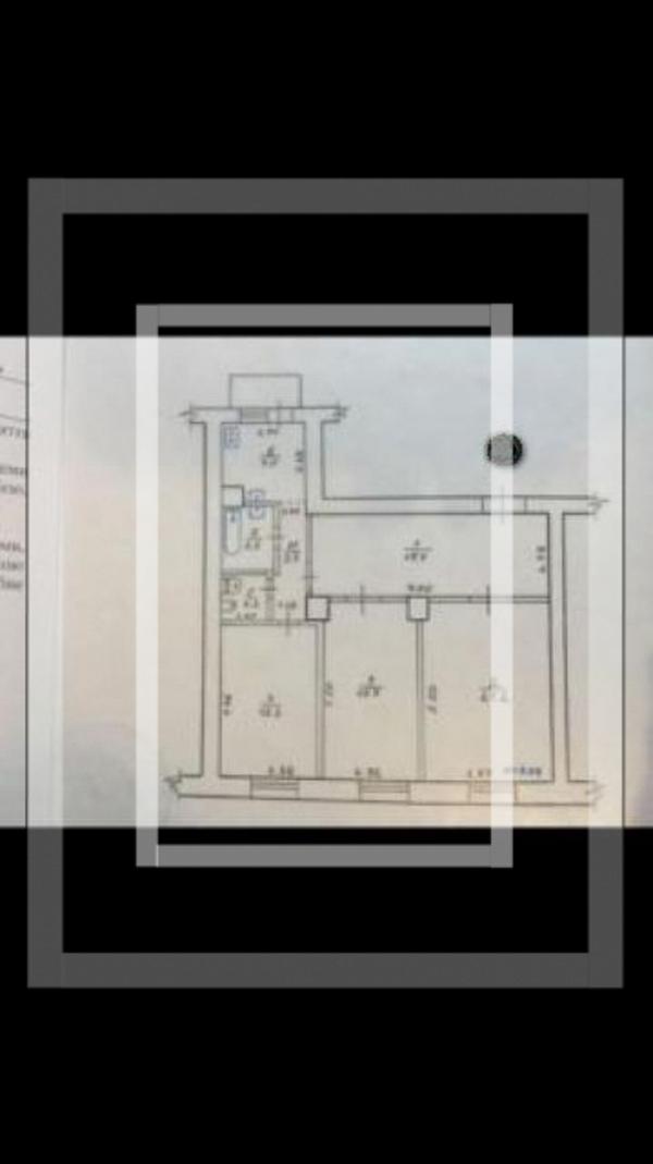2 комнатная квартира, Харьков, Павлово Поле, Науки проспект (Ленина проспект) (492855 1)