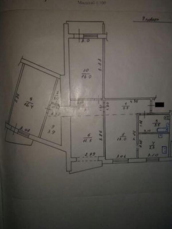 6 комнатная квартира, Харьков, ЦЕНТР, Пушкинская (493759 1)