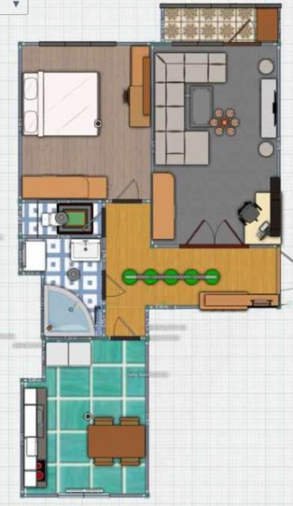 3 комнатная квартира, Харьков, Восточный, Мира (Ленина, Советская) (493985 1)
