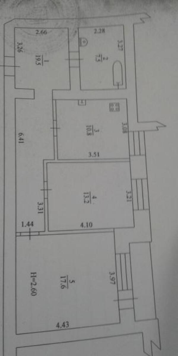 2 комнатная квартира, Харьков, Салтовка, Академика Павлова (494491 1)