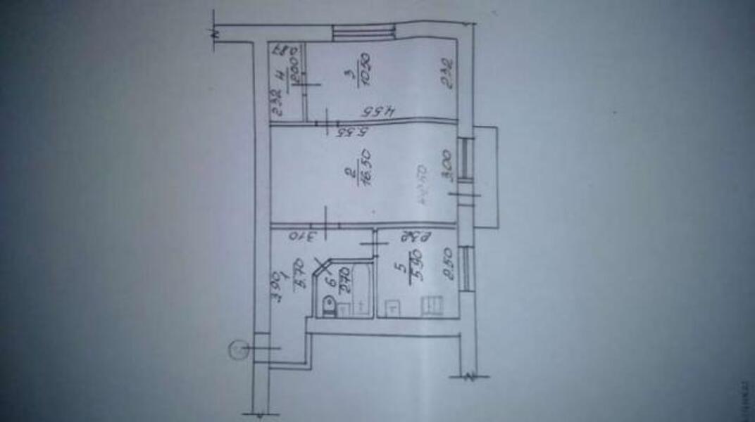 2 комнатная квартира, Буды, Харьковская область (496310 1)