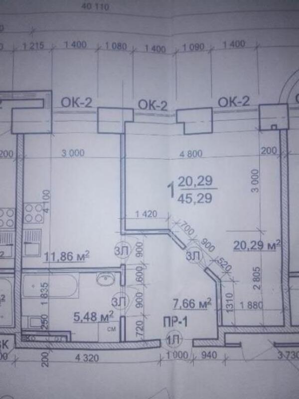 2 комнатная квартира, Харьков, Холодная Гора, Холодногорская (Елизарова) (496475 1)