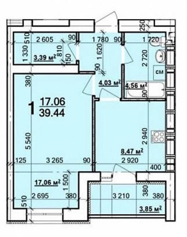 1 комнатная квартира, Харьков, Масельского метро, Свистуна Пантелеймона (497160 1)