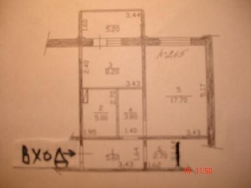 3 комнатная квартира, Мерефа, Шелкостанция, Харьковская область (498297 1)