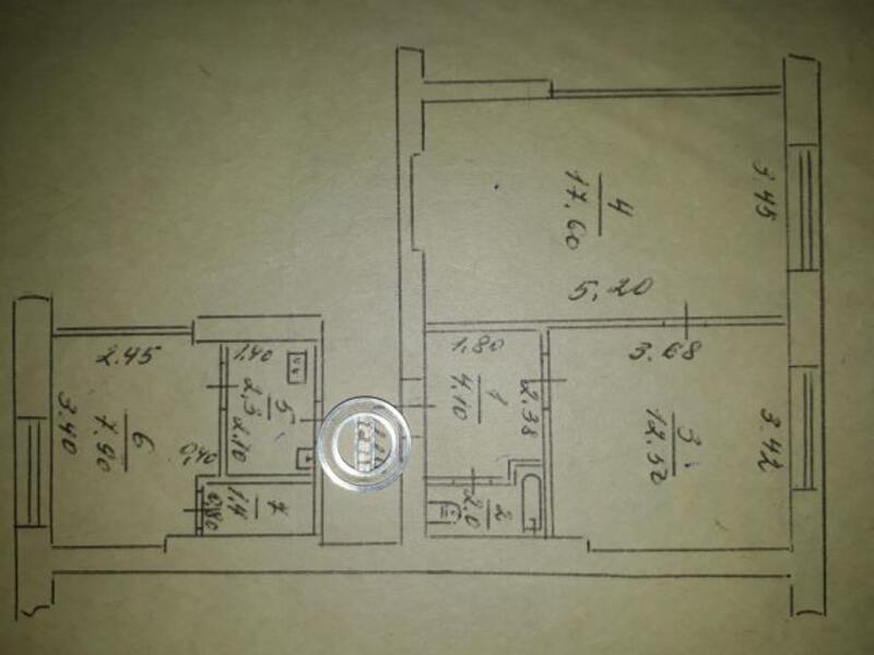 2 комнатная квартира, Харьков, Новые Дома, Ньютона (498344 1)