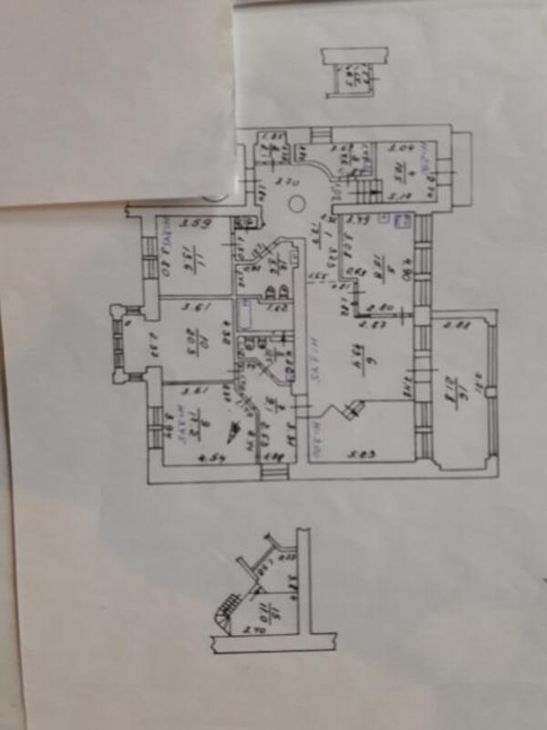 3 комнатная квартира, Харьков, ЦЕНТР, Сумская (498405 1)