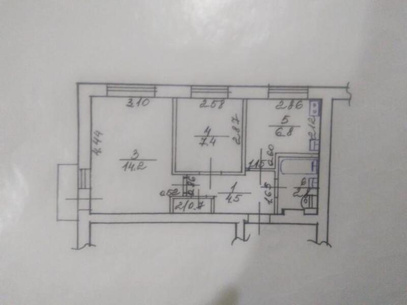 3 комнатная квартира, Харьков, ХТЗ, Александровский пр. (Косиора пр.) (498694 1)