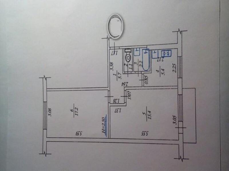 3 комнатная квартира, Харьков, ОДЕССКАЯ, Монюшко (499084 1)