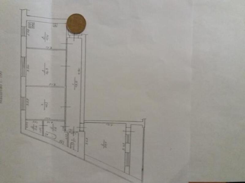 3 комнатная квартира, Харьков, Салтовка, Тракторостроителей просп. (500878 1)