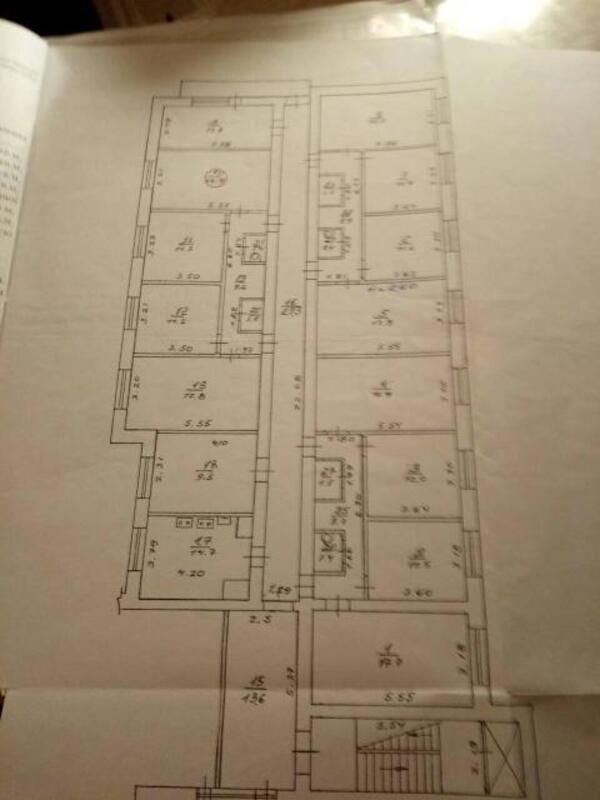 1 комнатная гостинка, Харьков, Павлово Поле, 23 Августа (Папанина) (501662 1)