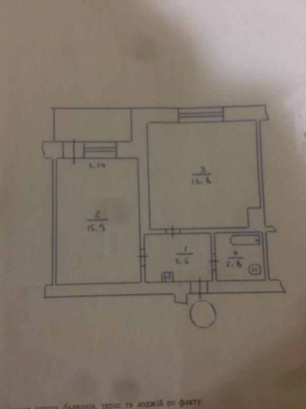 1 комнатная квартира, Харьков, Масельского метро, Свистуна Пантелеймона (503077 1)