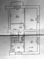 2 комнатная квартира, Харьков, ОДЕССКАЯ, Героев Сталинграда пр. (504600 2)