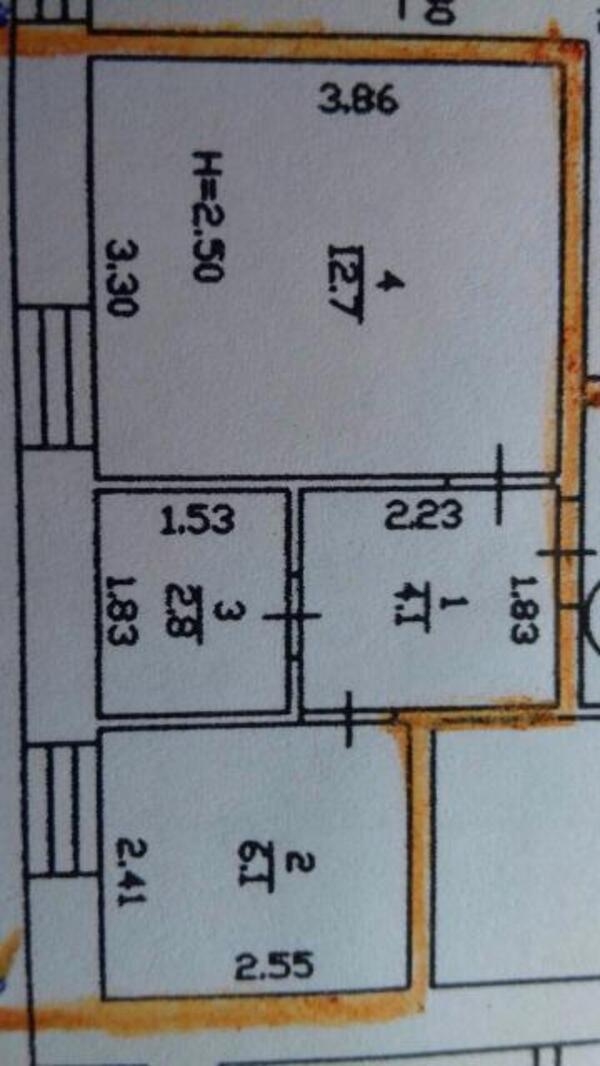 2 комнатная квартира, Харьков, Алексеевка, Армейская (504648 1)