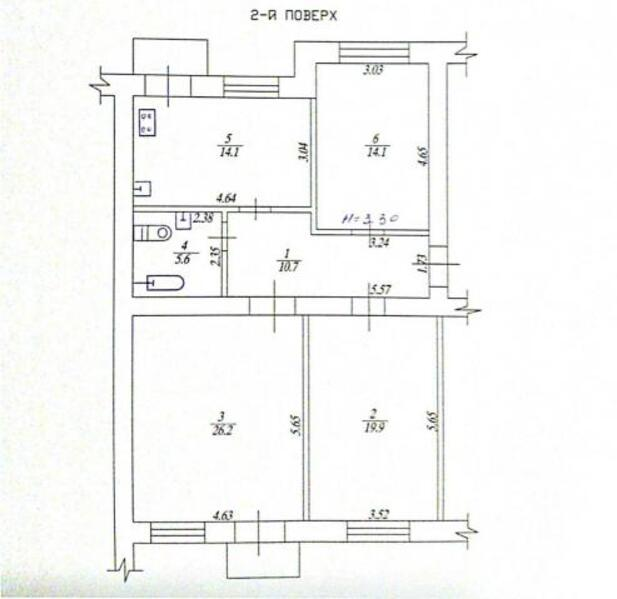 2 комнатная квартира, Харьков, ЦЕНТР, Сумская (504978 1)