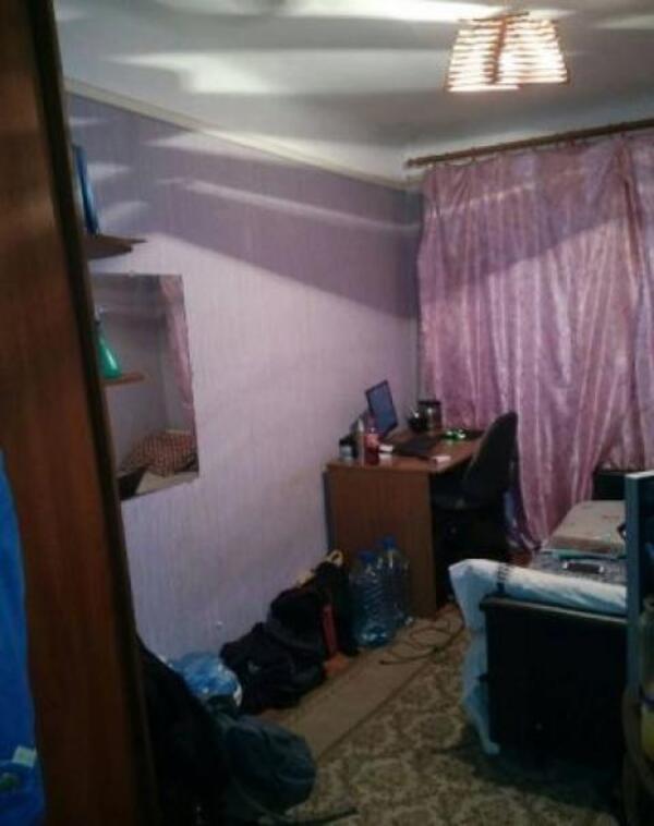 1 комнатная гостинка, Харьков, Павлово Поле, 23 Августа (Папанина) (505213 5)