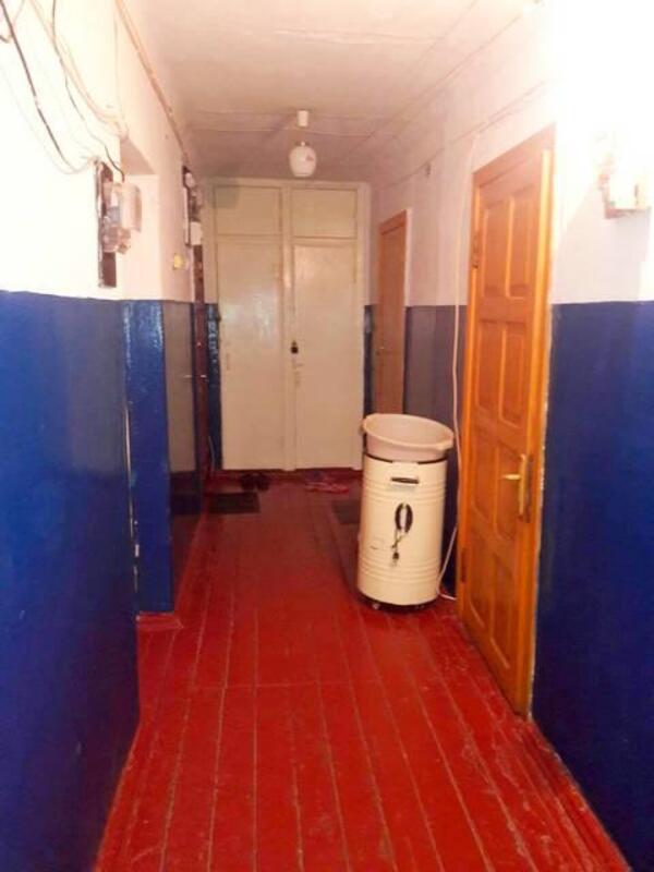 1 комнатная гостинка, Харьков, ХТЗ, Мира (Ленина, Советская) (505405 5)