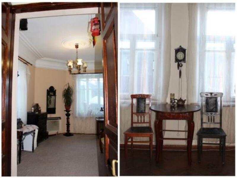 1 комнатная гостинка, Харьков, Центральный рынок метро, Резниковский пер. (507039 1)