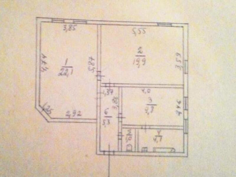3 комнатная квартира, Харьков, Павлово Поле, Отакара Яроша (508041 1)