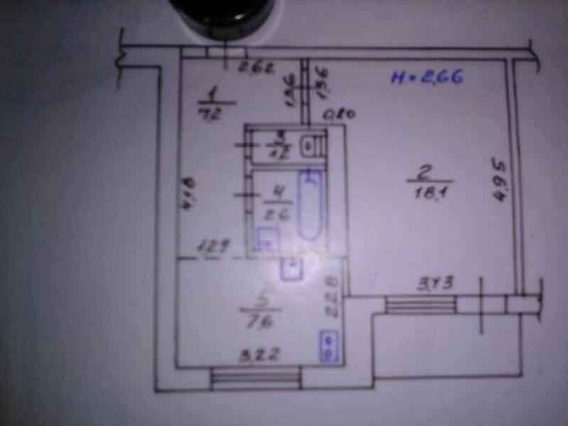 3 комнатная квартира, Харьков, ПАВЛОВКА, Залесская (508652 1)