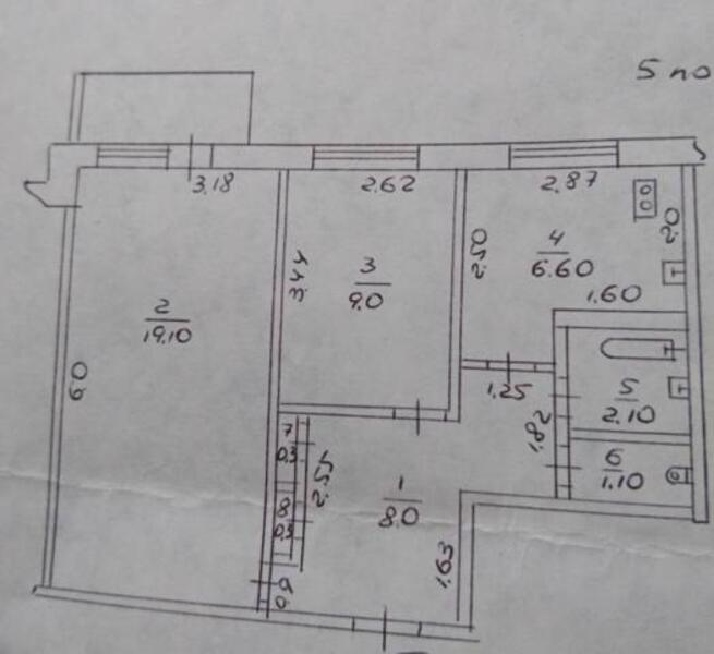 6 комнатная квартира, Харьков, ЦЕНТР, Рымарская (509786 1)