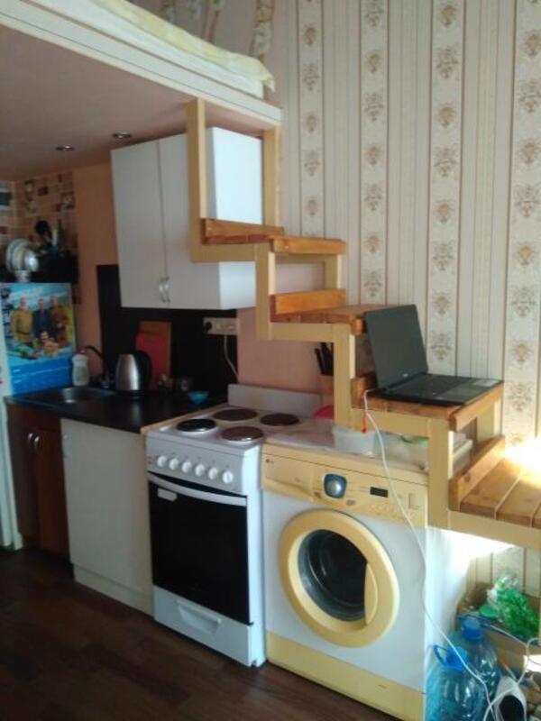 1 комнатная гостинка, Харьков, Южный Вокзал, Рылеева (515587 4)