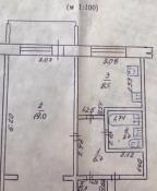 1 комнатная квартира, Харьков, Новые Дома, Олимпийская (Ворошилова) (520128 1)