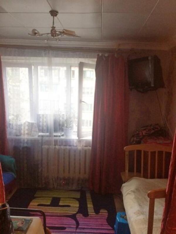 1 комнатная гостинка, Харьков, Новые Дома, Ньютона (523298 6)