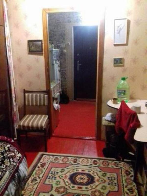 1 комнатная гостинка, Харьков, Спортивная метро, Смольная (523639 1)