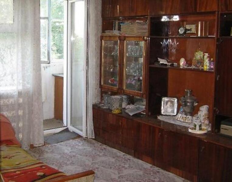 1 комнатная квартира, Харьков, Залютино, Борзенко (524410 4)
