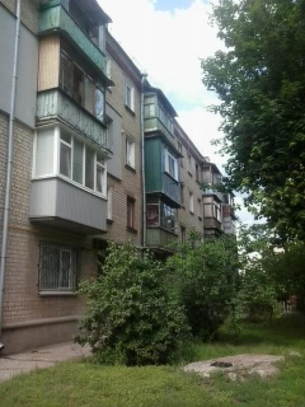 2 комнатная квартира, Харьков, Завод Шевченко, Селянская (Совхозная, Пионера) (530016 1)