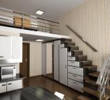 1 комнатная гостинка, Харьков, Масельского метро, Маршала Рыбалко (531755 1)
