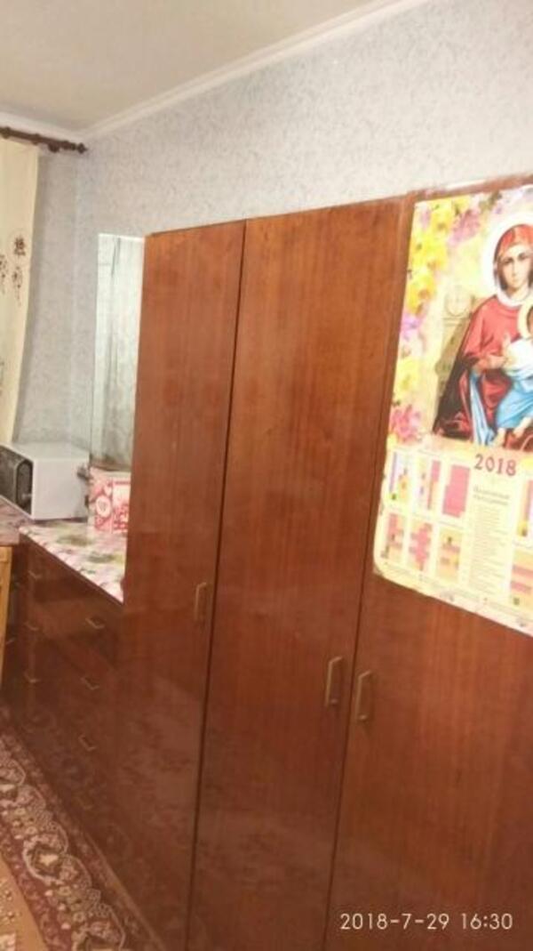 1 комнатная гостинка, Харьков, Павлово Поле, 23 Августа (Папанина) (533851 1)