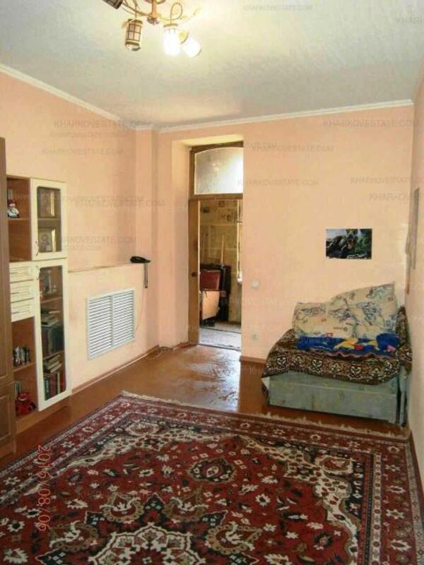 1 комнатная квартира, Харьков, Гагарина метро, Елизаветинская (536287 1)