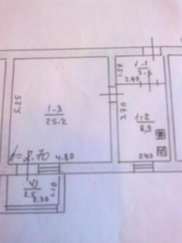 Купить 1-комнатная квартира, Казачья Лопань, Театральная (Совхозная), Харьковская область