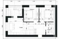 3 комнатная квартира, Харьков, Павловка, Клочковская (538490 1)
