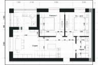 3 комнатная квартира, Харьков, Павловка, Клочковская (538490 2)
