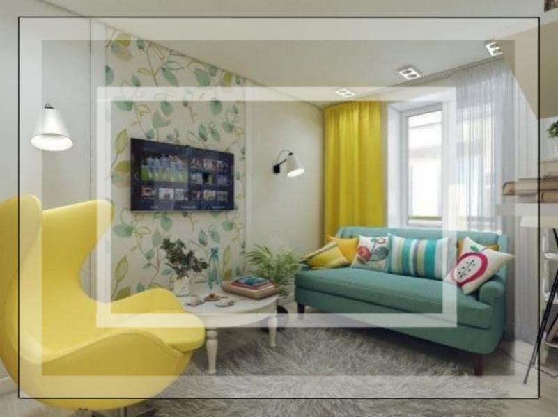 2 комнатная квартира, Харьков, НАГОРНЫЙ, Пушкинская (551587 5)