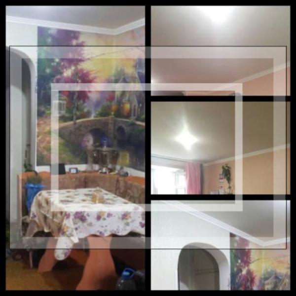 2 комнатная гостинка, Харьков, Павлово Поле, 23 Августа (Папанина) (552702 1)