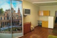 1 комнатная гостинка, Харьков, ХТЗ, Индустриальный просп. (Фрунзе проспект) (552748 8)