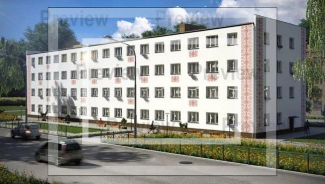 1 комнатная гостинка, Харьков, Бавария (553080 1)