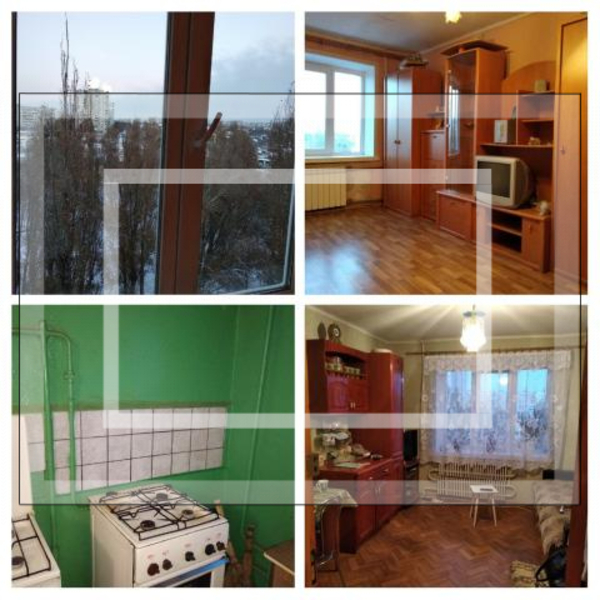 2 комнатная гостинка, Харьков, Салтовка, Гвардейцев Широнинцев (559137 1)