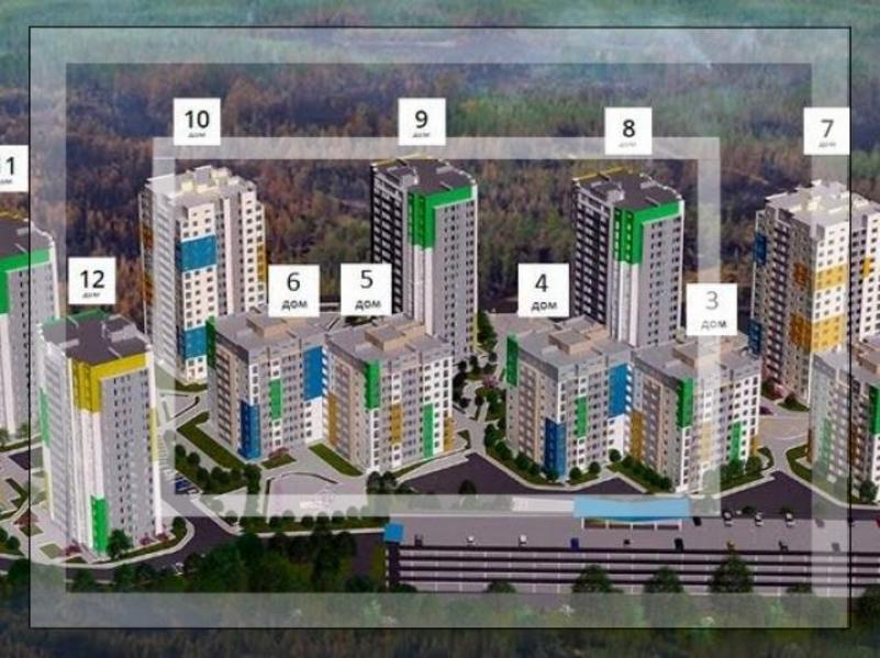 3 комнатная квартира, Харьков, Аэропорт, Мерефянское шоссе (563450 1)