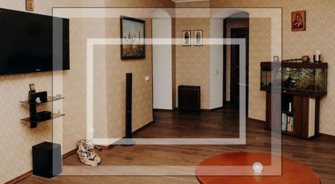 4 комнатная квартира, Харьков, НАГОРНЫЙ, Лермонтовская (564336 1)