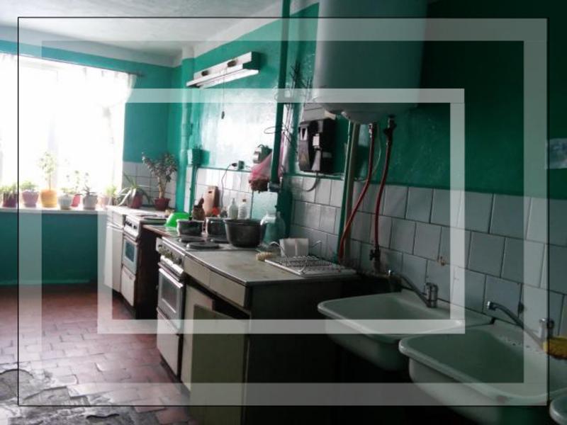 2 комнатная гостинка, Докучаевское(Коммунист), Докучаева, Харьковская область (564406 1)
