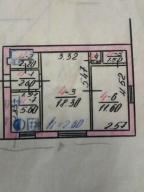 2 комнатная квартира, Малая Даниловка, Лесная (Крвсноармейская, Косиора, Кирова, Котовского), Харьковская область (576550 1)