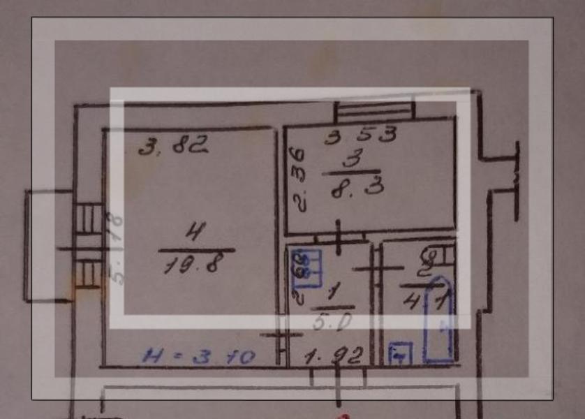 2 комнатная квартира, Харьков, ХТЗ, Бекетова (588233 1)