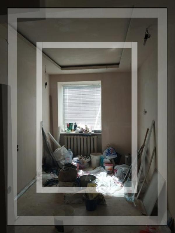 Купить 1-комнатная гостинка, Харьков, Залютино, Инициативная