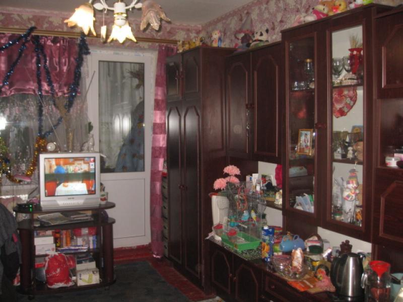 Купить 1-комнатная гостинка, Харьков, Салтовка, Тракторостроителей просп.