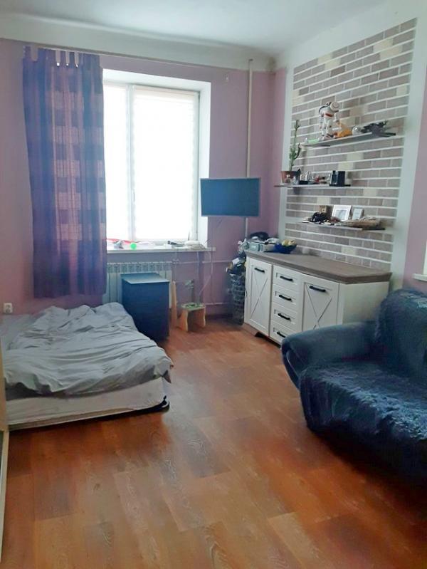 Купить 1-комнатная гостинка, Харьков, Центр, Маршала Бажанова